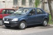 Кулисы Dacia Logan,  Logan MCV