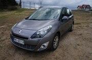 Renault Scenic II запчастини автозапчастини шрот розборка