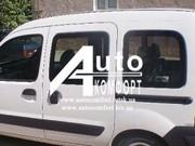 Задний салон,  левое окно на автомобиль Renault Kangoo 96-08