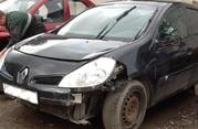 Разборка Renault Clio III 05-09 запчасти