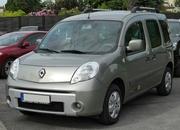 Разборка Renault Kangoo II 08-11 запчасти