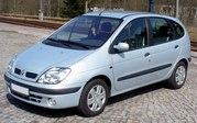 Renault Scenic капот бампер фара дверь
