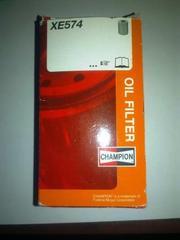 Фильтр масляный Рено Мастер III 2.3dCi Модели с 2010. CHAMPION XE574